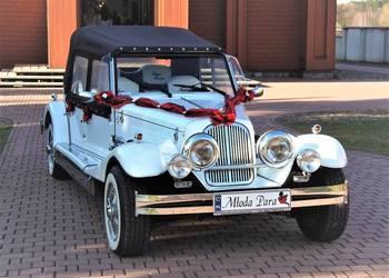 Wypożyczalnia aut do ślubu Alfa Romeo Nestor Baron Excalibur