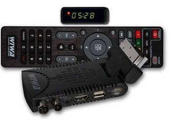 TUNER DVB-T TV WIWA HD50 MEMO