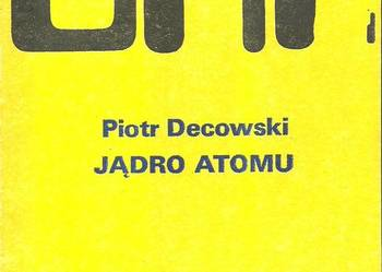 Jądro atomu P. Decowski