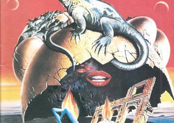 Miesięcznik Fantastyka 6 (93) Czerwiec 1990 Nr indeksu: 3583