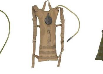System Hydracyjny Water Pack Basic 3L BLACK / COYOTE / OLIVE