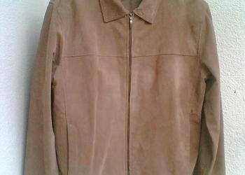 Kurtka skórzana firmy EASY - elegancka - rozmiar M na wzrost 170 - 185 cm