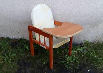 Krzesło dziecięce ze stolikiem 143
