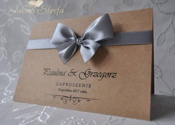 Zaproszenia ślubne, zaproszenie na ślub, winietki ślubne
