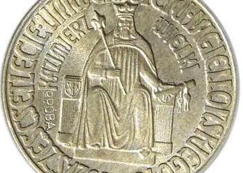 600 Uniwersytetu Jagiellońskiego 10 zł PRÓBA 1964