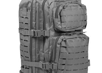 PLECAK ASSAULT PACK LASER CUT URBAN GREY