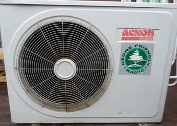 Sprzedam zestaw klimatyzacji typu split.