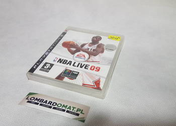LOMBARDOMAT Gra NBA Live 09 Playstation 3