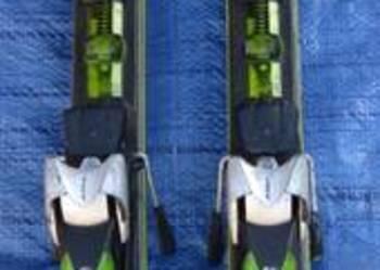 Narty Elan Dual Ti Fusion  S 12 - 160cm