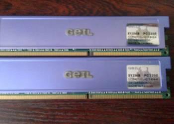 Pamięć GEIL 1GB DDR 400 CL2,5