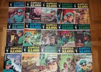 Kapitan Kloos - 15 komiksów stan świetny z 2002 roku