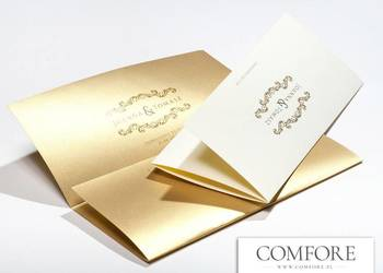 Zaproszenia Ślubne - Retro Style - COMFORE