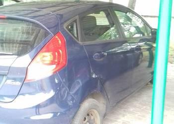 Ford Fiesta 1.2 2011 Uszkodzony.