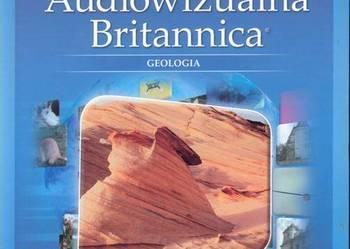 Encyklopedia audiowizualna Britannica - Geologia + DVD