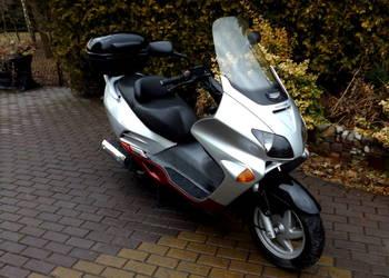 Honda Jazz 250* Maxi Skuter* Super Stan* Zarejestrowany w PL