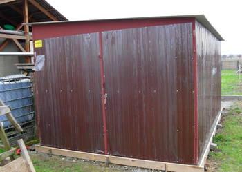 Garaż blaszany / Garaże / Blaszak / garaz / hala / wiata