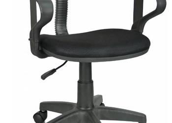 Krzesło SOA biurowe OBROTOWE do biurka KOLORY Koleczkowo