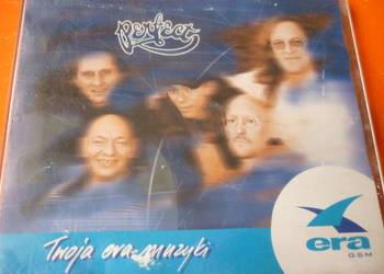 """Płyta CD Perfect """"Twoja era muzyki"""" (Markowski) live 1999 r."""