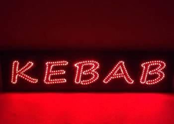Szyld LED reklama diodowa 120 x 30cm zewnętrzna 230V PRODUCE