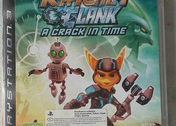 Rachet Clank a crack in time