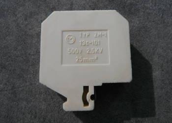 ZM-1 13c-101 500V 2,5KV 25mm2 złączka zaciskowa gwintowana