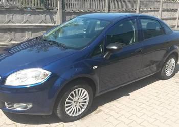 Fiat Linea 1.4.8V Benz. 2007 Krajowy, orginał lakier !!!