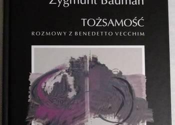 Zygmunt BAUMAN - Tożsamość - NOWA