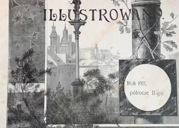 Tygodnik Ilustrowany 1911r
