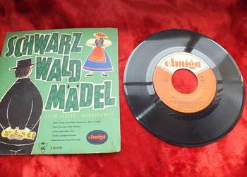 Płyta winylowa szelakowa Schwarz Wald Made Klasyka