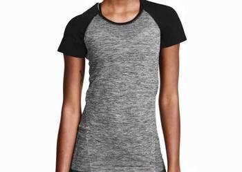 Koszulka bluzka h&m sport xs 34 bieganie góry fitness rower