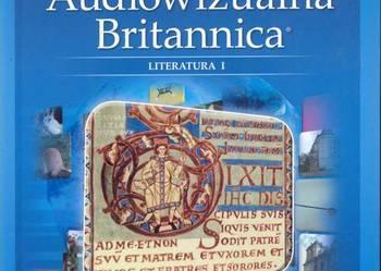 Encyklopedia audiowizualna Britannica - Literatura 1 + DVD