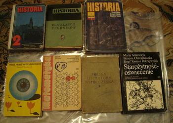 Podręczniki używane - różne 2
