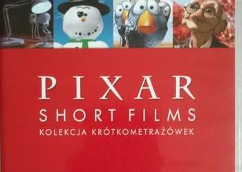 Pixar Short Films Kolekcja Krótkometrażówek DVD
