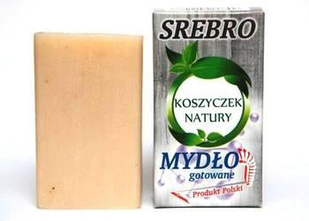 Mydło Naturalne ze srebrem monojonowym POLECAM !!!