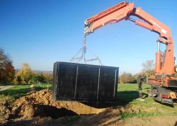 Szambo szamba betonowe zbiorniki 10m3 Dowóz Montaż Cały Kraj
