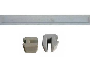 deska + łącznik, podmurówki podmurówka betonowa