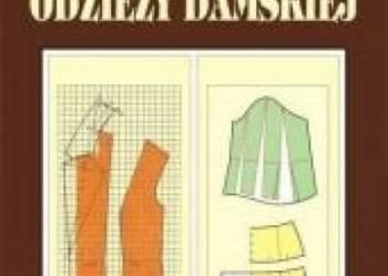 Modelowanie form odzieży damskiej -Elżbieta Stark  -NOWA
