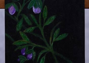 Uroczy martwa natura oliwki obrazek obraz olejny,  oliwki