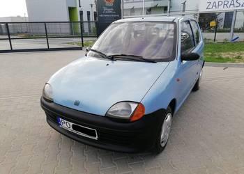 Fiat Seicento 900! I właściciel! 51 tys przebiegu!