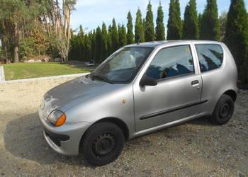 Fiat Seicento Pierwszy Właściciel. MAŁY PRZEBIEG OKAZJA !