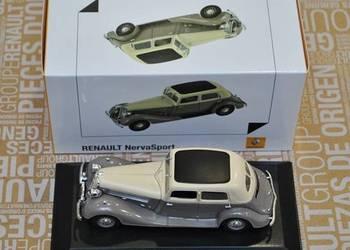 Renault Nervasport - model samochodu w skali 1:43