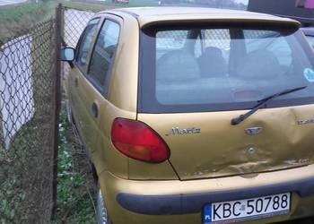 Sprzedam Daewoo Matiz 0.8
