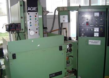 Elektrodrążarka wgłębna AGIE EMS2