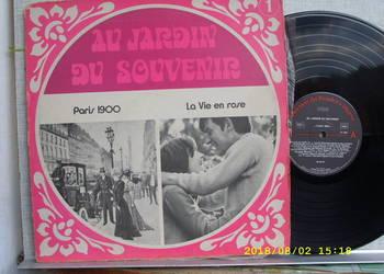 Dance Lp ; AU JARDIN DU SOUVENIR--PARIS 1900 , France .