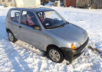 Fiat Seicento 900ccm3 okazja benzyna!!!