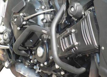 Gmole HEED do BMW K 1200 R (05-08) czarne