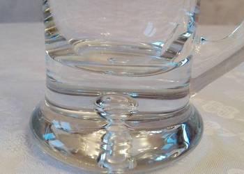 Kufel szklany - stare Krosno