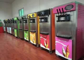 Nowe Automat / maszyna do Lodów włoskich / Softów /