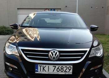 VW CC 2.0 TDI 170 KM, DSG 4X4, polski salon, serwis. w ASO