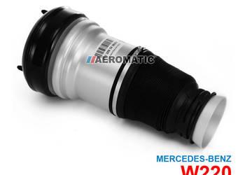 Airmatic regeneracja Mercedes S W220 amortyzator naprawa